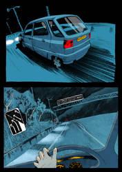 Midnight Motorways by Monkey-Mafia