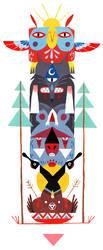 Totem by Monkey-Mafia