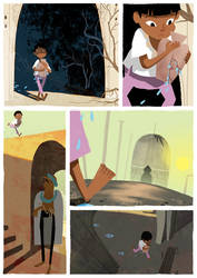 The Boy and the Jar: Page 6