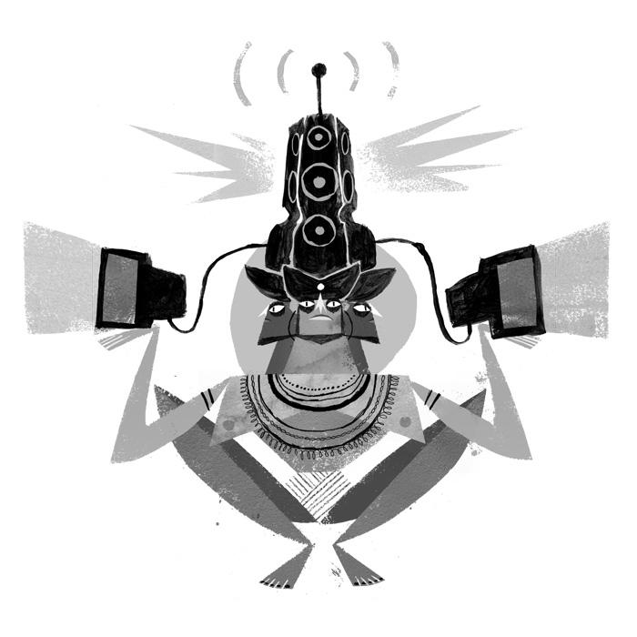 Media Idol by Monkey-Mafia