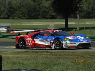 67 Chip Ganassi Racing FORD GT GTLM by midlandzeta