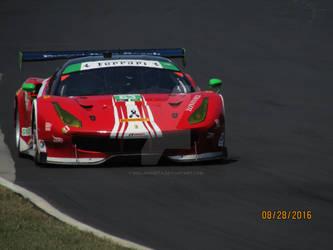 Scuderia Corsa Ferrari 488 by midlandzeta