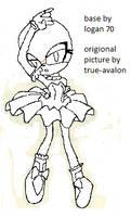 female sonic girl base