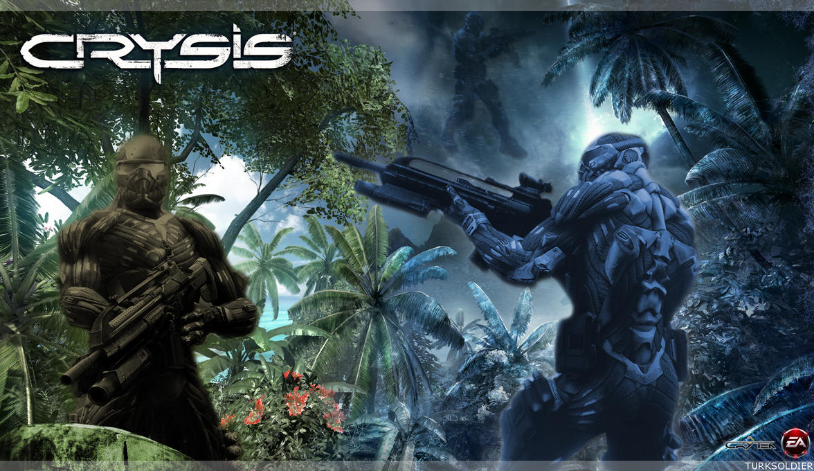 Crysis Wallpaper 2 By Turksoldier
