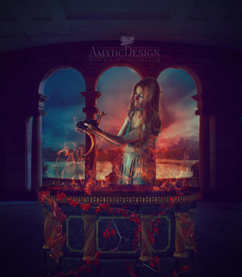 Born In Flames by Madam-e