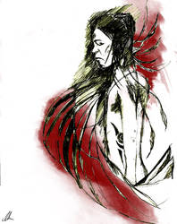 Lucifer by lakeofblood