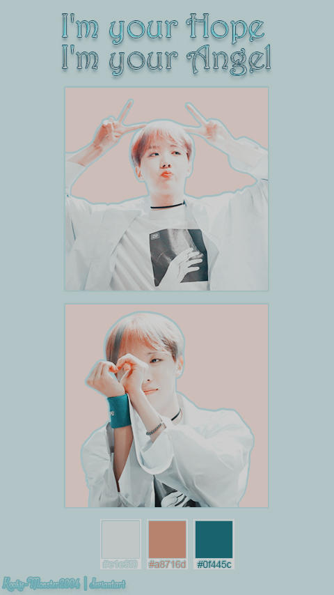 bts j hope pastel wallpaper by kookie monster2004 dbizamw
