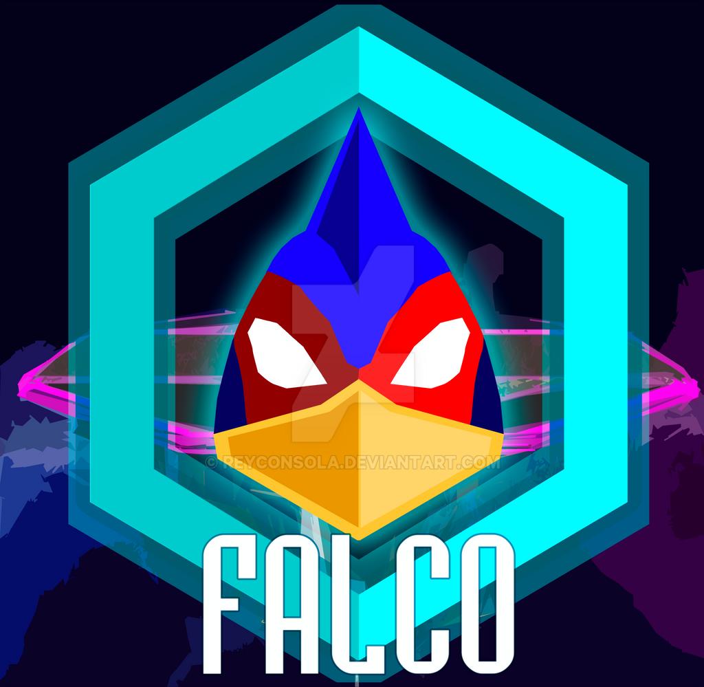 Falco Lombardi by Reyconsola