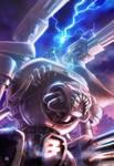 Warhammer 40k Titan reaver chaos last version