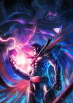 Marvel tribute with Mr Sinister and Apocalypse
