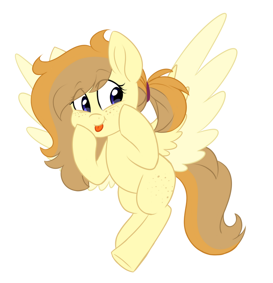 AT: Ivory Buttercup by Doodle-Mark