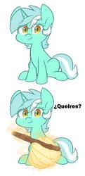 Quieres? by Doodle-Mark