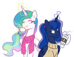 Coffee And Tea Sisters