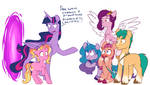 Take Friendship Seriously...or Else by Doodle-Mark
