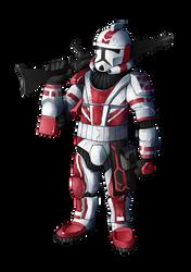 ARCC trooper (advanced recon clone commando)