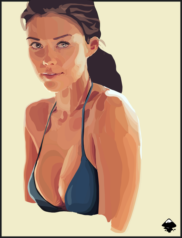 Susan Ward by Simarilius