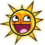 Sun Awesome Smiley