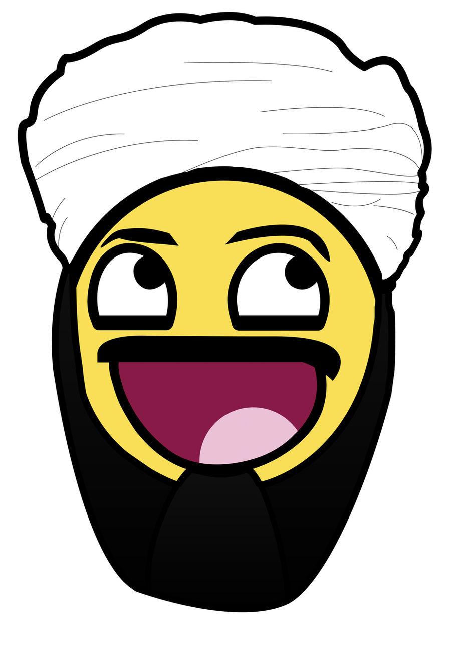 Osama Awesome Smiley