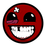 Meat Boy Awesome Smiley