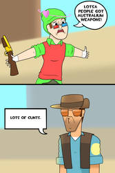 TF2 - Lots of C*nts by Althric