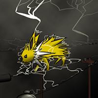Jolteon by tynafish