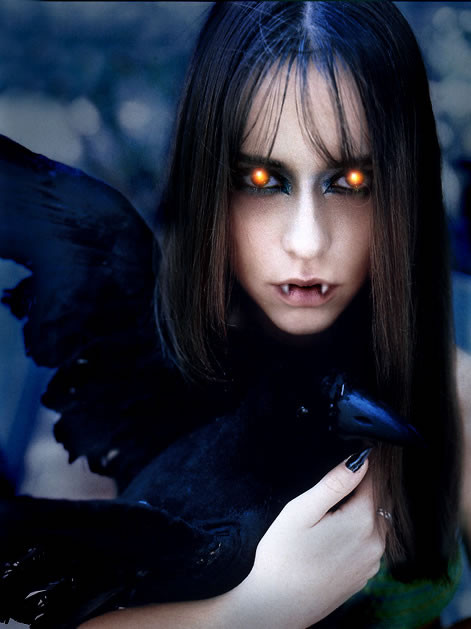 wet vampire by chaoskrystal09