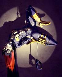 Breaking Batgirl by ReverseTension