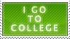 College stamp by Dark-lil-Angel