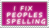 Spelling Stamp by Dark-lil-Angel