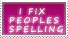 Spelling Stamp by Dark-lil-Angel