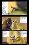 The Lion's Dawn- Page 1 (REMADE) by ShadowNightwing1