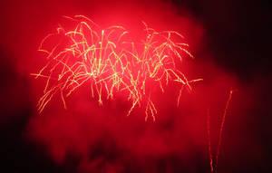 Fireworks by zertrin