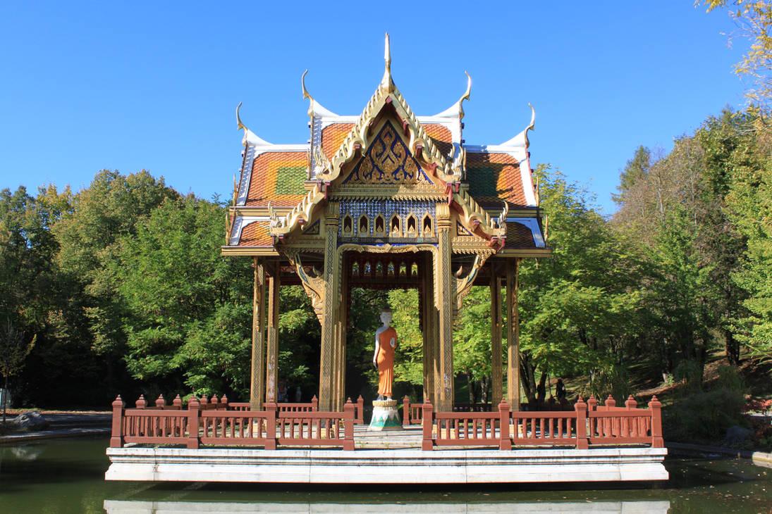 Thailandische Sala am Westpark by zertrin
