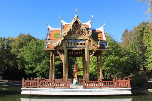 Thailandische Sala am Westpark