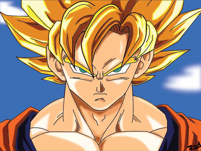 Goku dragon ball z by rod lion on deviantart goku dragon ball z by rod lion thecheapjerseys Gallery