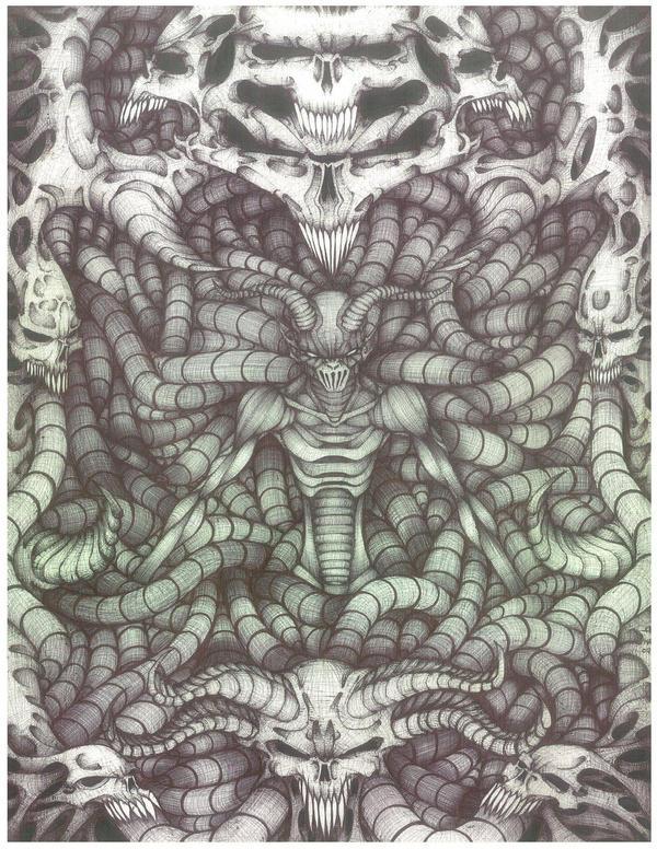 ATHERAS SATHANAS - EVIL REBORN by 7218