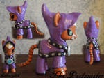 My Little SWAT Kats -- The Pastmaster