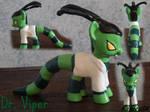 My Little SWAT Kats -- Dr. Viper