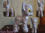 My Little SWAT Kats -- The Giant Bacteria