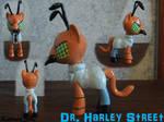 My Little SWAT Kats -- Dr. Street