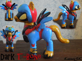 My Little SWAT Kats -- Dark T-Bone by KatneySK