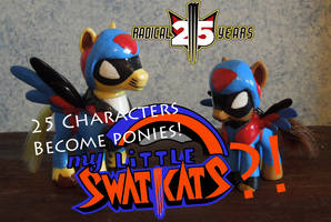 My Little SWAT Kats Video Thumbnail by KatneySK
