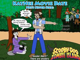 KatNee Movie Date: Scooby-Doo on Zombie Island