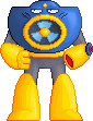 Airman Sprite by Chloemew4ever