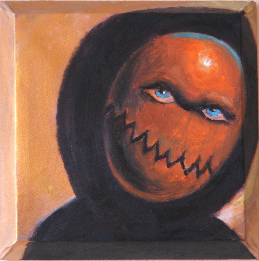Evil egg by SergVandreef