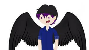 Ashton's Wings by AshleyLeDork