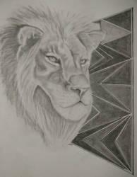 Lion's Pride by cryhaze