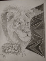 lions pride ll by cryhaze