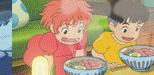 Ponyo 728X75 Entry by Sho-chan9