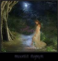 Moonlit Nymph by trinitylast